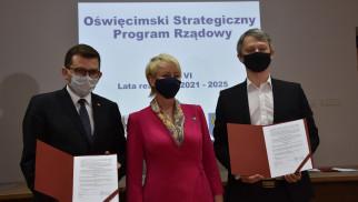 POWIAT. Oświęcimski Strategiczny Program Rządowy – będą kolejne inwestycje