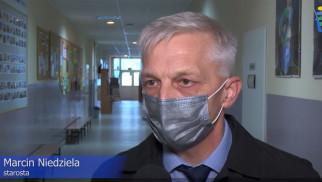 POWIAT. Powiat Oświęcimski inwestuje w szkolne kompleksy sportowe