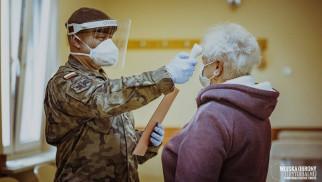 POWIAT. Wojsko wydziela siły do wsparcia szpitali i policji