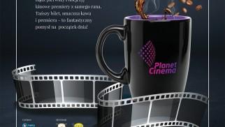 Premiera przy kawie w Planet Cinema