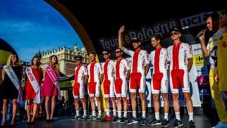 Prezentacja ekip Tour de Pologne