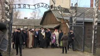 Przywódca Światowej Ligi Muzułmańskiej odwiedził Miejsce Pamięci – FILM