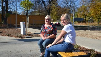 Pumptruck i tężnia cieszą już mieszkańców – FILM, FOTO