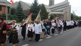 Rocznica śmierci św. Maksymiliana Marii Kolbe – utrudnienia drogowe