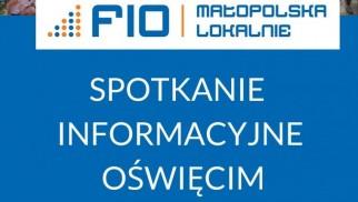 Rusza pierwszy Lokalny Program Grantowy Powiatu Oświęcimskiego!