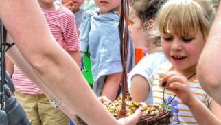 Serce miasta czyta dzieciom – FOTO