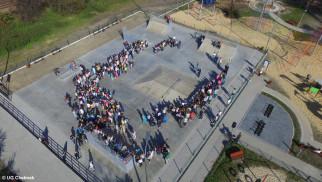 Skatepark i park linowy czekają na gości – FOTO, FILM