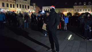 Spacer po prawa kobiet przemaszerował ulicami Oświęcimia