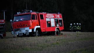 Tragiczny wypadek w Głębowicach. Drzewo spadło na mężczyznę – ZDJĘCIA!