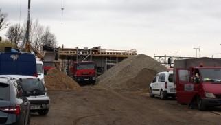 Trwa budowa nowego dworca kolejowego