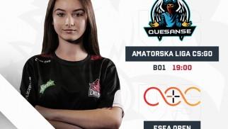Trzeci tydzień Amatorskiej Ligi CS:GO by Krioni.pl – FILMY