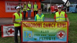 Uczcili 100 lat Polskiego Czerwonego Krzyża – FOTO