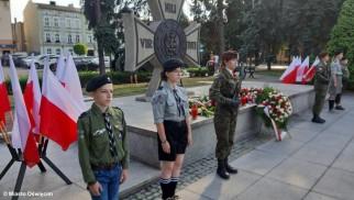 Uczcili rocznicę powstania warszawskiego – FOTO