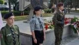 Uczczono rocznicę powstania warszawskiego