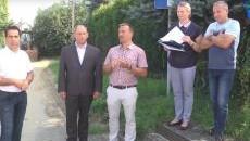 Ul. Kleparz w Kętach oddana do przebudowy
