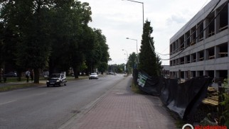 Utrudnienia na trasie Niwa – dworzec PKP