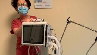 W szpitalu w Oświęcimiu sami złożyli sprzęt potrzebny na oddziale covidowym