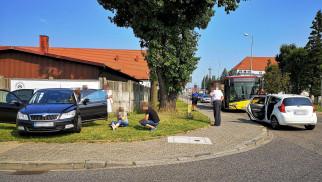 W zdarzeniu drogowym poszkodowani zostali obywatele Słowacji. ZDJĘCIA!