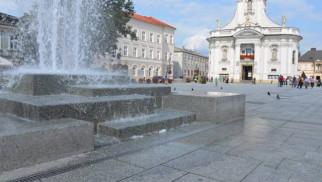 Wadowice słono zapłacą za fontannę na rynku, ponad 1 mln zł!