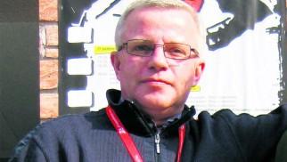 Wojciech Wikarek z wizytą ODK