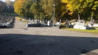 Wspólnie uporządkowali cmentarz w Malcu