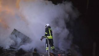 Wybuch w zakładach chemicznych Synthos w Oświęcimiu. Trwa akcja straży pożarnej