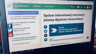 Wydział Komunikacji zachęca do korzystania z elektronicznego systemu rezerwacji wizyt - InfoBrzeszcze.pl