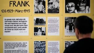 Wystawa: Anna Frank i Dzieci z Zamku La Hille – odwaga w czasie II wojny światowej