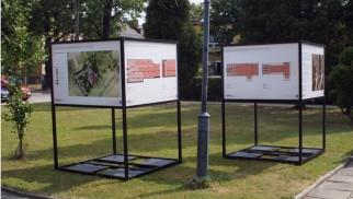 Wystawa Muzeum Pamięci Mieszkańców Ziemi Oświęcimskiej