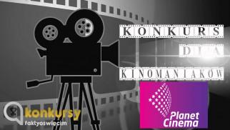 Zalogowani mogą więcej – bilety do Planet Cinema