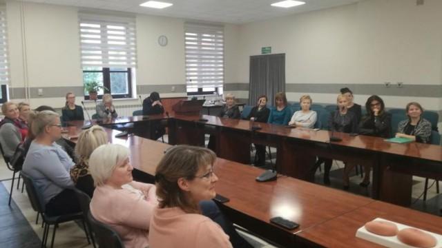 'Amazonki' przeszkoliły pracownice Urzędu Gminy - InfoBrzeszcze.pl