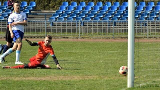 """1. liga juniorów, Wadowice. Unia Oświęcim zagrała na """"szóstkę"""" z Orłem Ryczów [ZDJĘCIA]"""