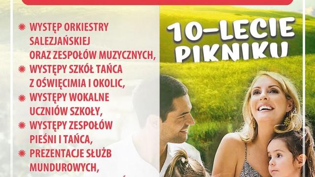 10. Salezjański Piknik Rodzinny z Faktami Oświęcim