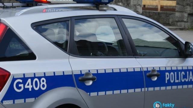 15-latek w środku nocy uciekał autem przed policją
