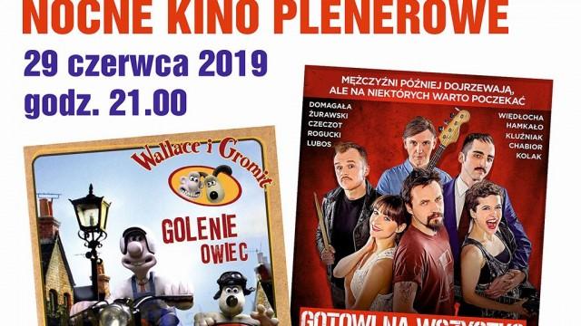 15. Oświęcimski Kinowy Ogródek Plenerowy na powitanie wakacji