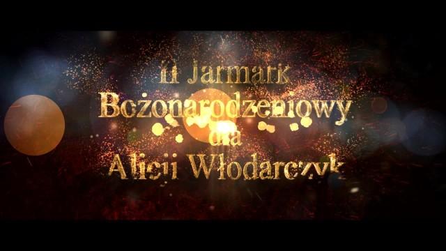 2. Bożonarodzeniowy Charytatywny Jarmark Brzeszcze dla Alicji Włodarczyk – FILM