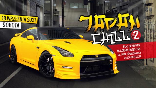 2. Japan Chilldla fanów japońskich pojazdów