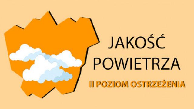 2 stopień zanieczyszczenia powietrza. - InfoBrzeszcze.pl