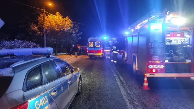 2 wypadki i 4 osoby w szpitalu. - InfoBrzeszcze.pl