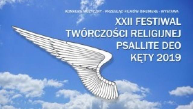 22. Festiwal Twórczości Religijnej PSALLITE DEO w Kętach!