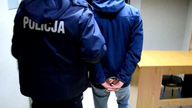43-latek z zarzutem znęcania się nad rodziną - InfoBrzeszcze.pl