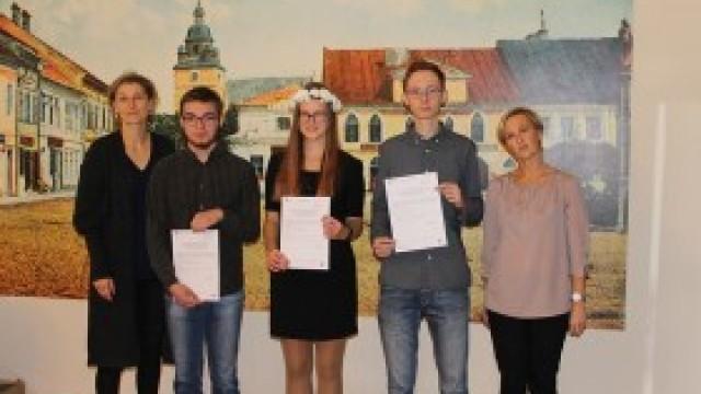 6000 zł stypendium dla uczniów szczególnie uzdolnionych w zakresie przedmiotów zawodowych
