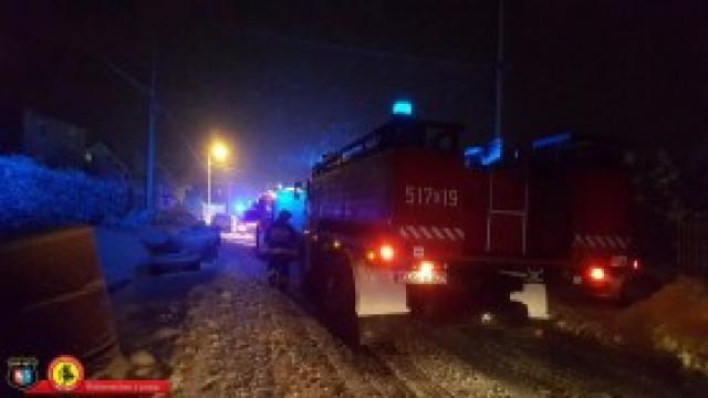 76 pożarów w gminie Kęty w roku ubiegłym