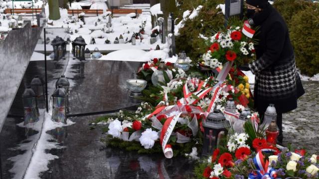 76. rocznica Marszu Śmierci z KL Auschwitz. Władze Powiatu upamiętniły dziś to tragiczne wydarzenie