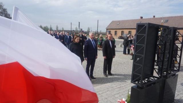 78. rocznica wysiedleń mieszkańców w Brzezince