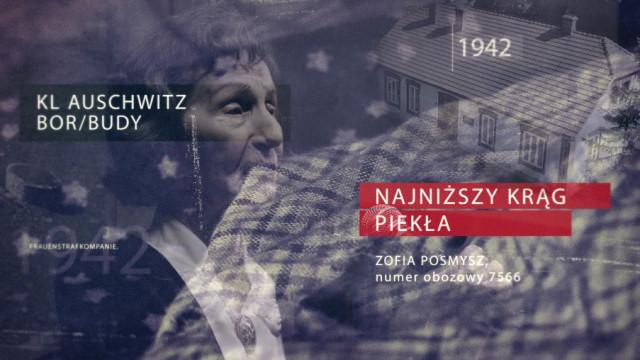 79. rocznica utworzenia Karnej Kompanii Kobiet KL Auschwitz – Bor/Budy Frauenstrafkompanie