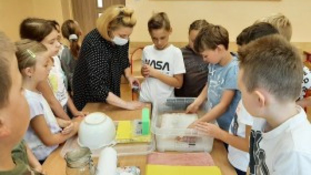 """""""5 sposobów na książkę"""" - projekt dla uczniów w ZSP nr 3 Kęty"""