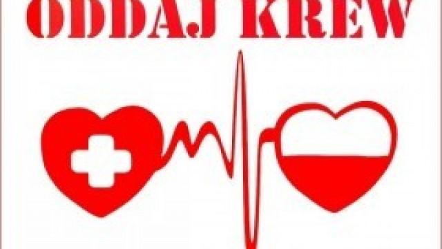 Akcja krwiodawstwa w Nowej Wsi już w najbliższą niedzielę