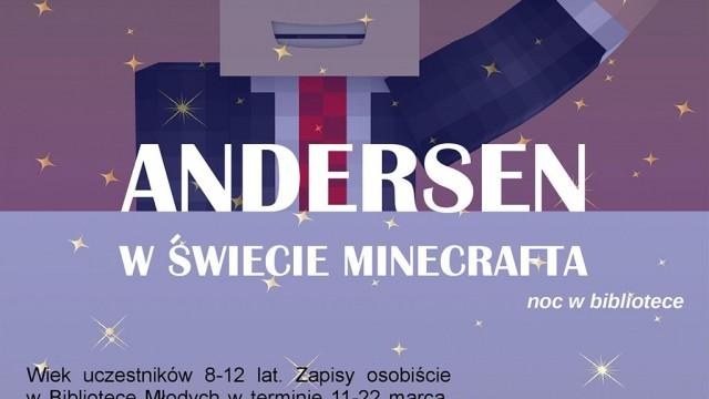 Andersen w świecie Minecrafta