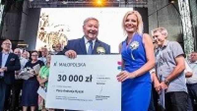 Andrzej Ryszka drugim najlepszym sołtysem Małopolski!